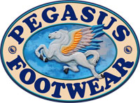 visit Pegasus Footwear Outlet