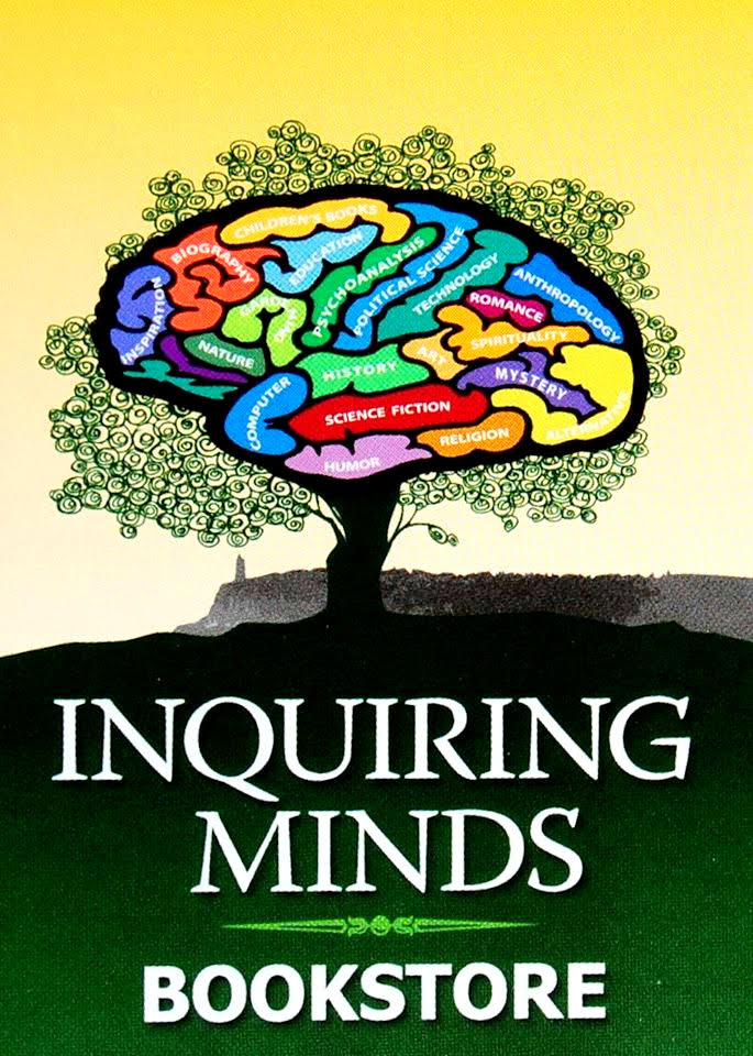 visit Inquiring Minds Bookstore