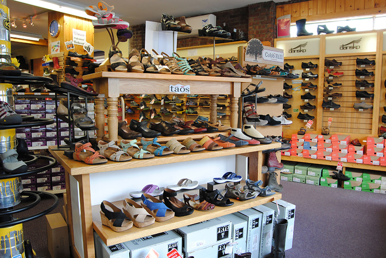 dcdbc7c2f69 Pegasus Footwear has been serving the Hudson Valley for over 25 years.  While we ve been known for our great selection of comfortable and fashion  forward ...
