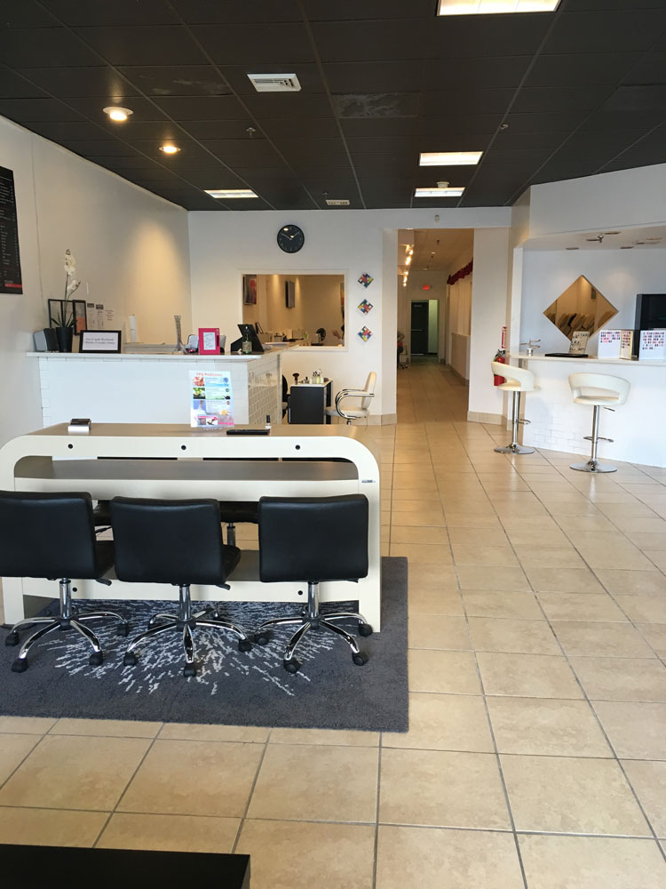 Polished nail spa best of your town for Polished nail salon